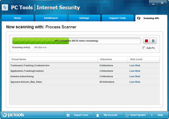 internet security scan